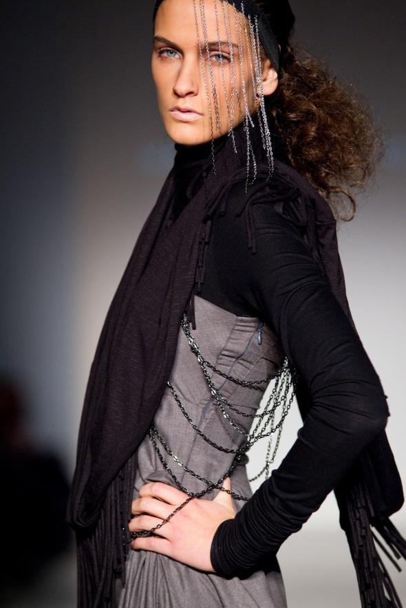 Mélissa Nepton. Picture by Jimmy Hamelin.