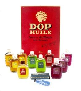 produtos Dop Huile.