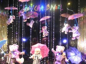 vitrine Galeries Lafayette - Natal 2010