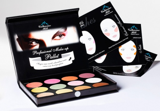 Professional Make up Pallet - Catharine Hill