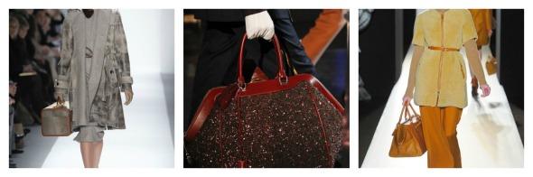 Dennis Basso / Louis Vuitton / Mulberry