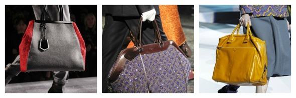Fendi / Louis Vuitton / Marc Jacobs