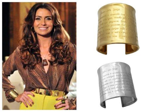 bracelete Juliana Ibarra