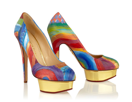 Dolly Delaunay - Charlotte Olympia