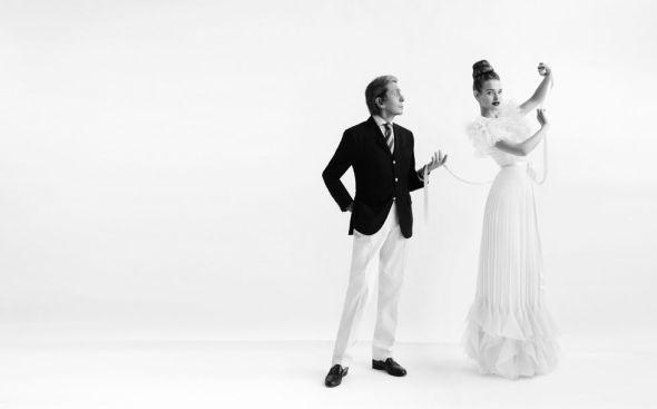 Valentino & Natalia Vodianova