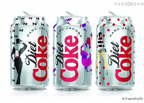 Diet Coke by Marc Jacobs