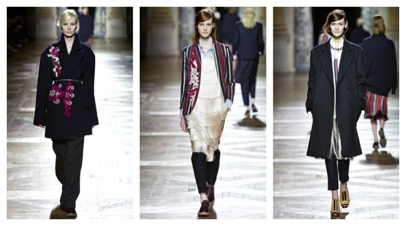 Dries Van Noten F/W 2013-2014