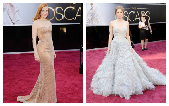 Jessica Chastain / Amy Adams
