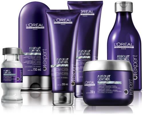 Absolut Control @L'Oréal Professionnel