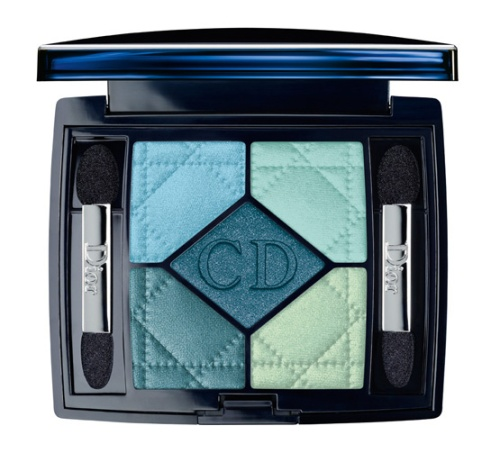 Palette 5 Couleurs Blue Lagoon @Dior