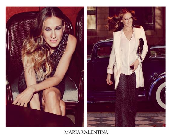 Campanha-Outono-Inverno-2013-Maria-Valentina-com-Sarah-Jessica-Parker-2