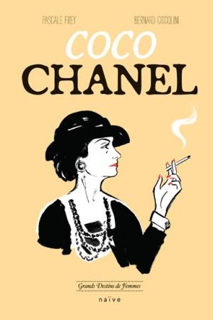 Coco Chanel comics
