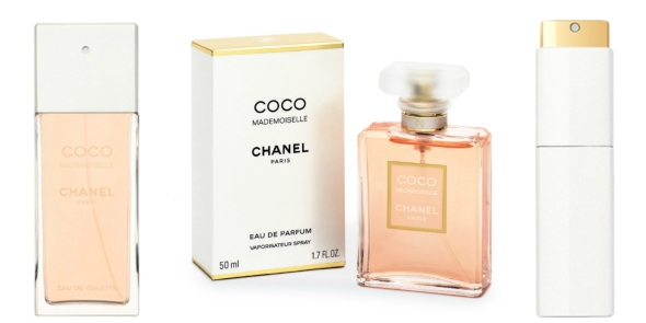Coco Mademoiselle Eau de Toilette @Chanel