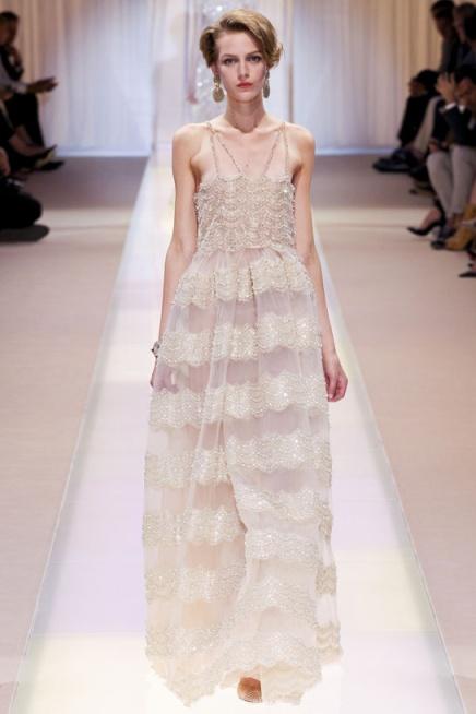 Armani Privé - haute couture / automne-hiver 2013-2014