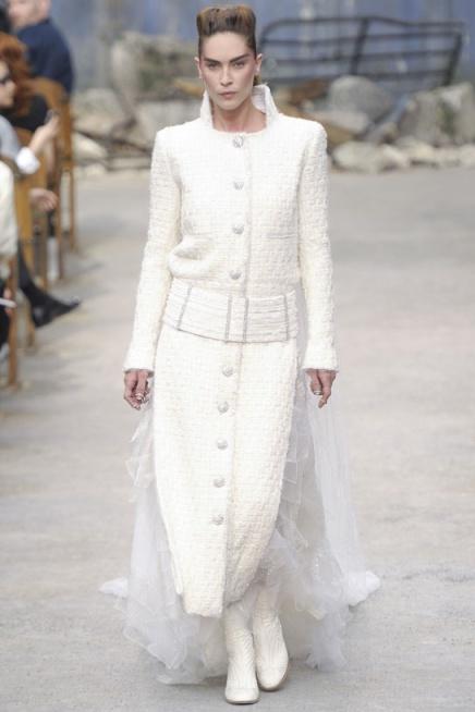 Chanel haute couture / automne-hiver 2013-2014