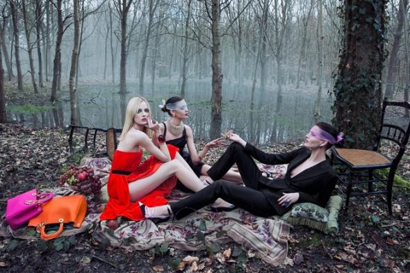 Secret Garden 2 - Versailles @Dior