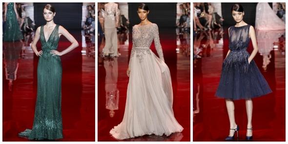 Elie Saab -  haute couture / automne-hiver 2013-2014