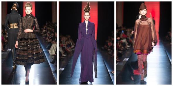 Jean Paul Gaultier - haute couture / automne-hiver 2013-2014