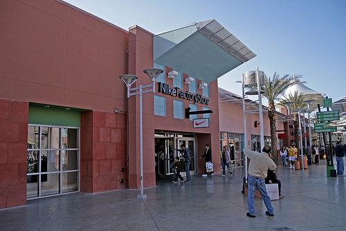 Las Vegas Premium Outlets (Nevada USA)