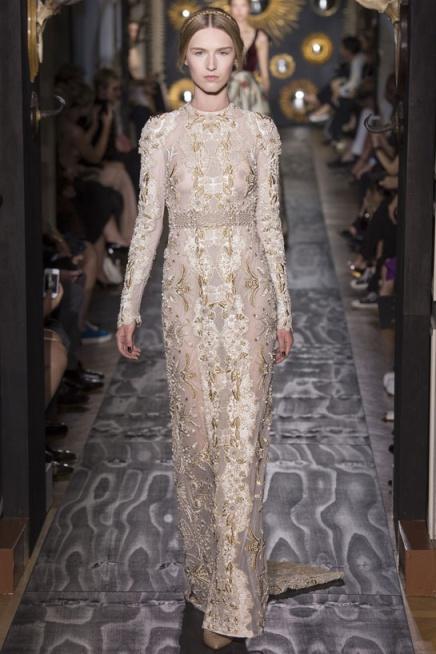 Valentino haute couture / automne-hiver 2013-2014